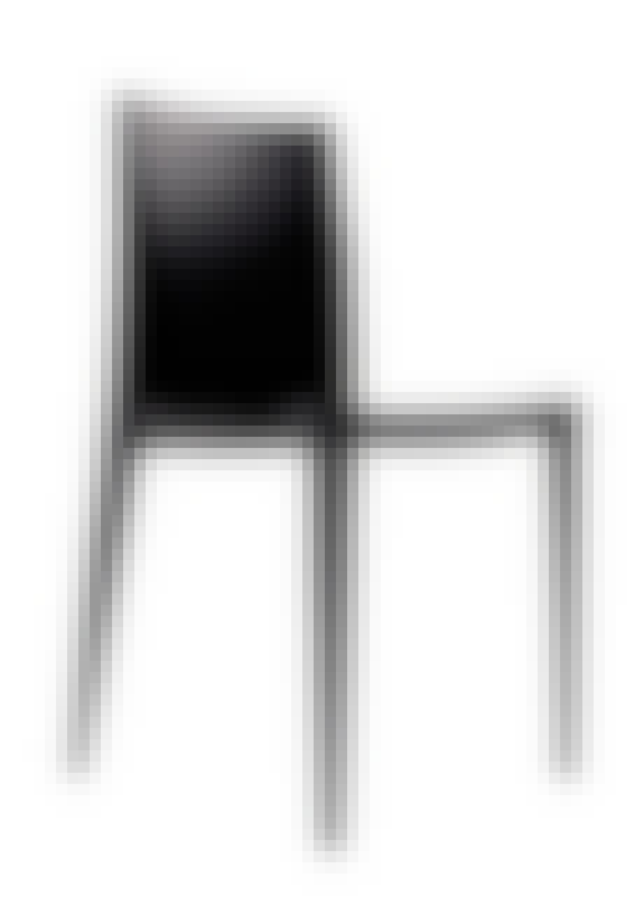 Om det at tegne en stol