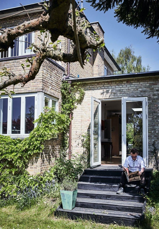 Nordsjællandsk villa med dejlig have