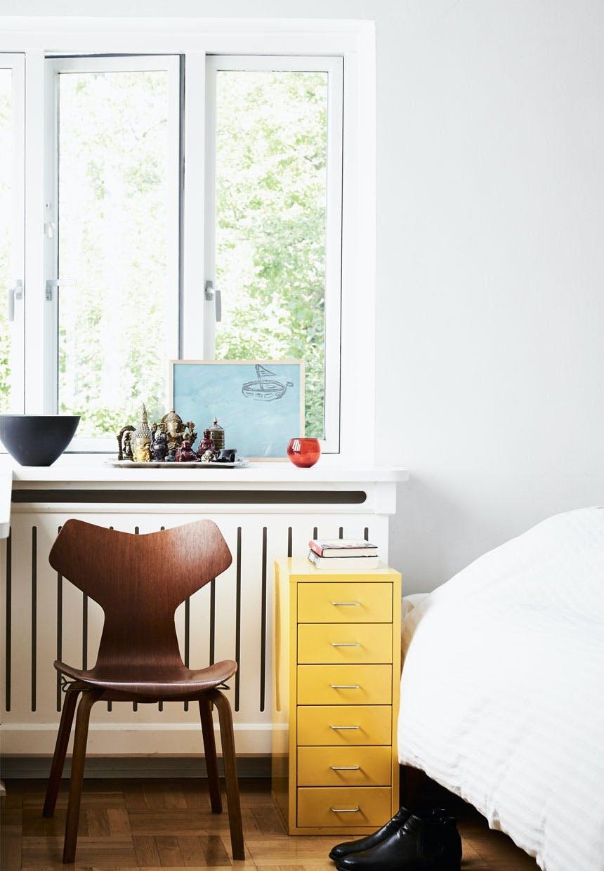 Arne Jacobsens Grand Prix stol