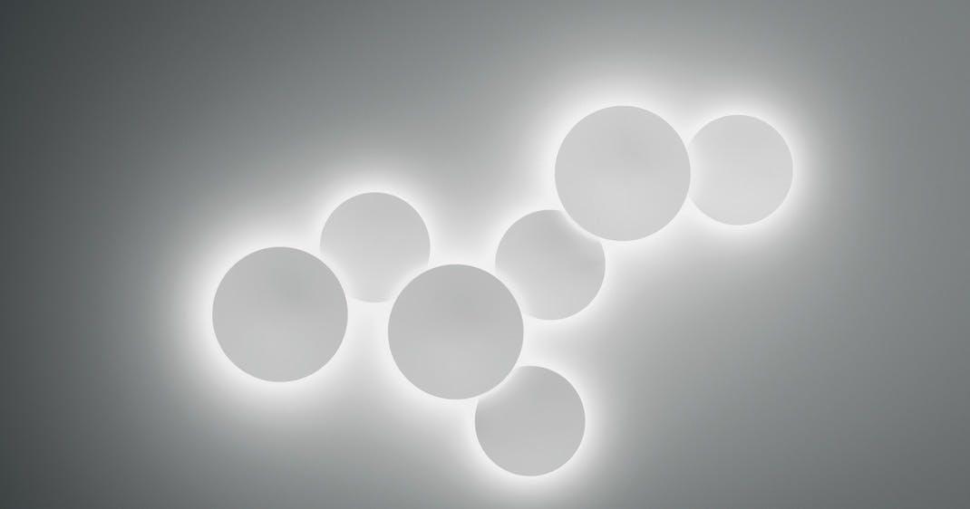 Puck Wall Art - vægbelysning