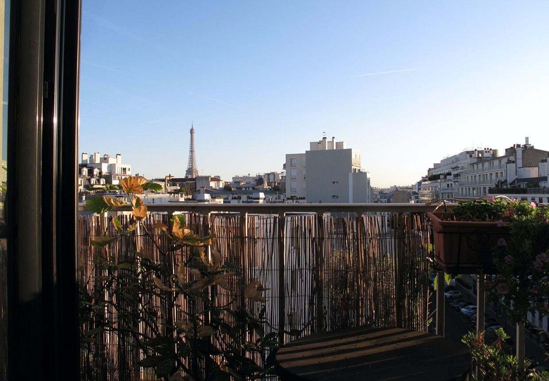 Lejlig i Paris, du kan leje via bytbolig.com