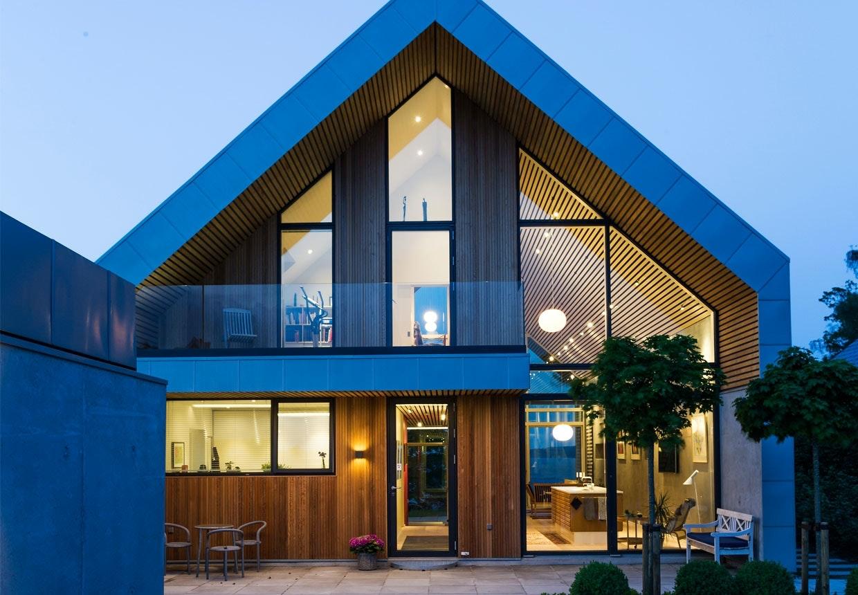 Drømmevilla i Fredericia med udsigt til Lillebælt