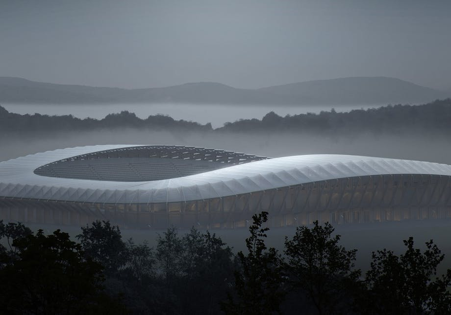 Det grønneste stadion på kloden