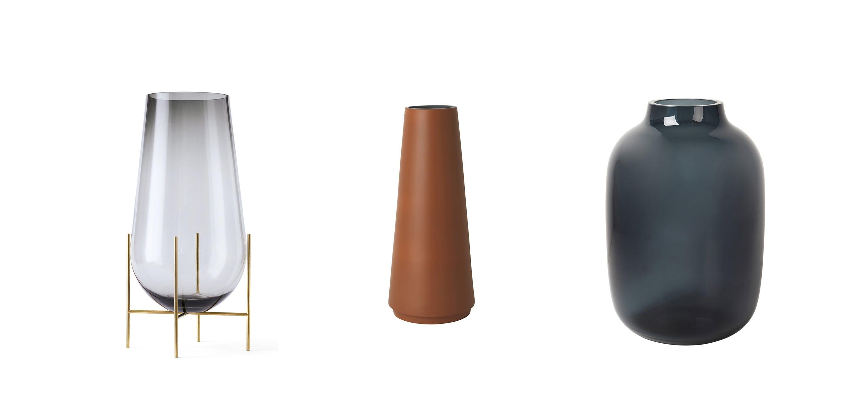 Tre store vasefavoritter