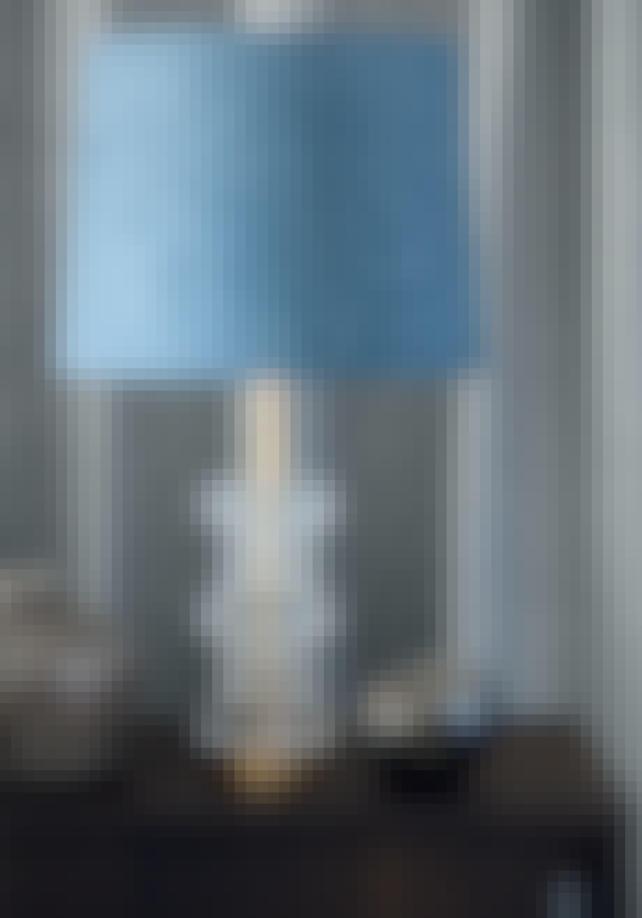 Smuk Unika-glaslampe fra Christopher Farr