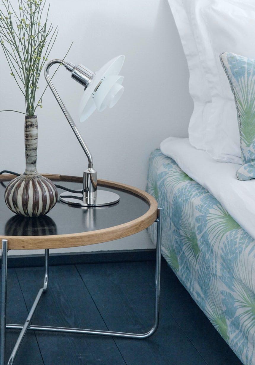 Farverigt sengebetræk fra Christopher Farr