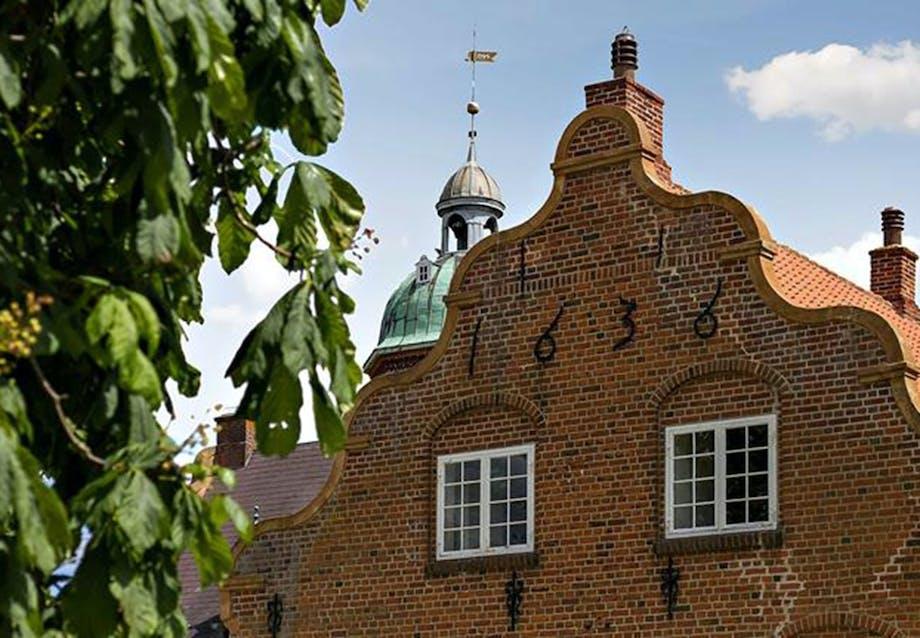 Slot fra 1636