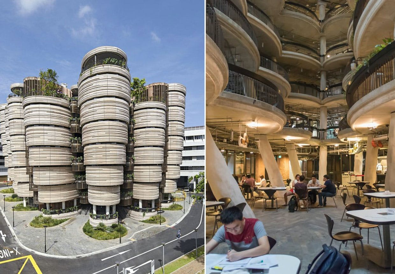 Grøn arkitektur i Singapore