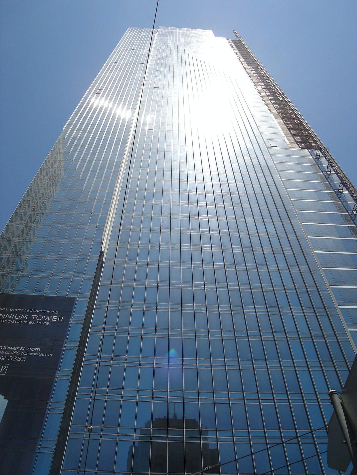 Togterminalen eller skyskraberen