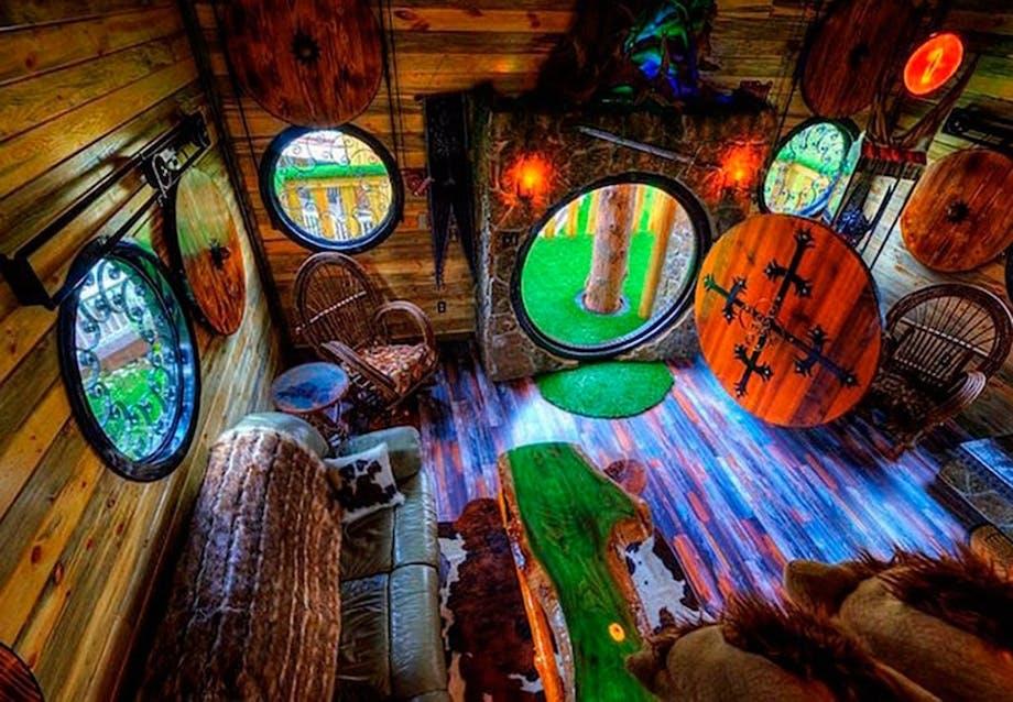 Hobbit hytten