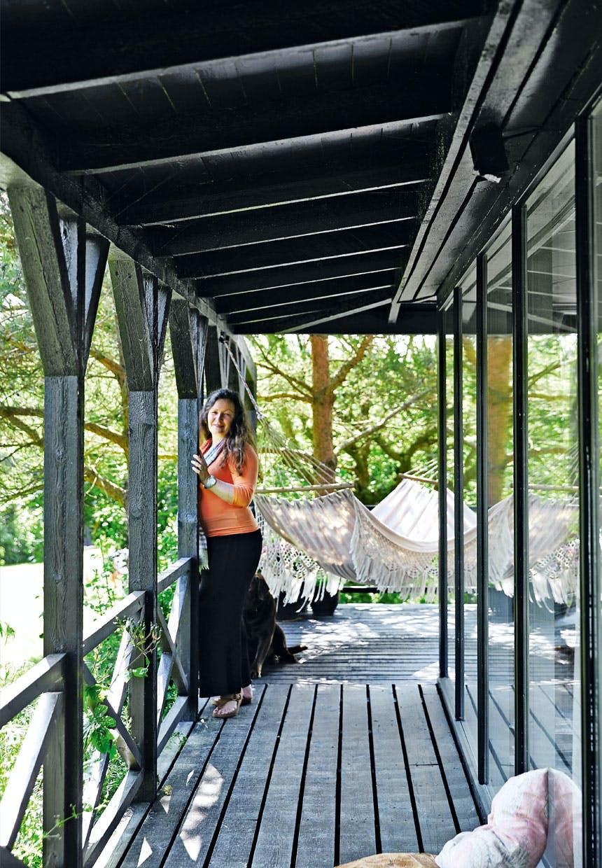 Nanett Taarup Nielssons stilfulde sommerhus