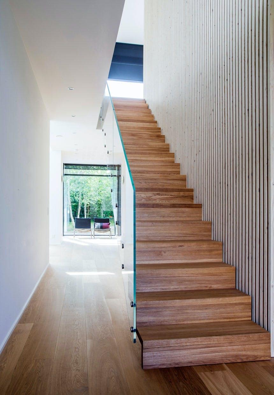 Hus i Glostrup med smart teknologi