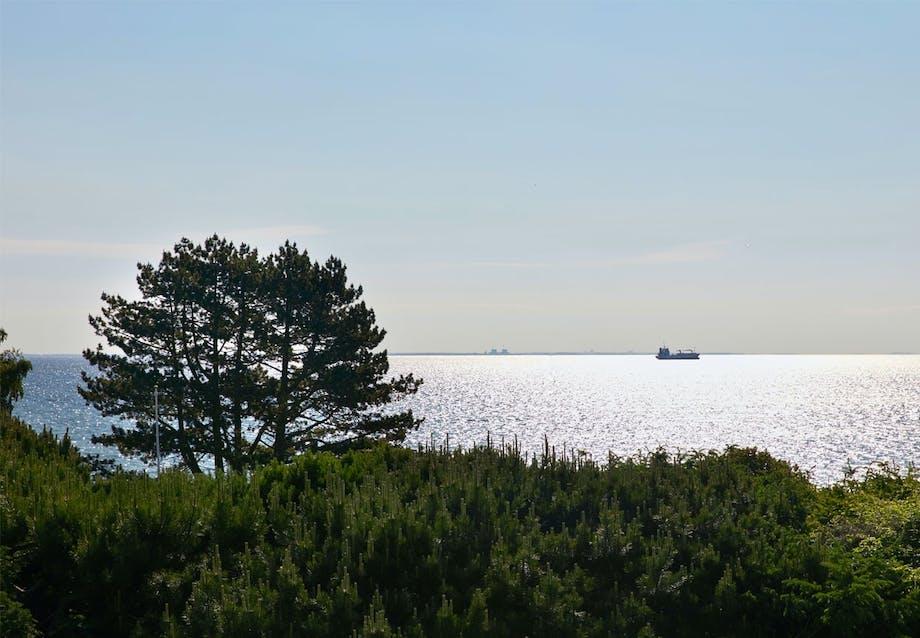 Drømmebolig med udsigt til Øresund