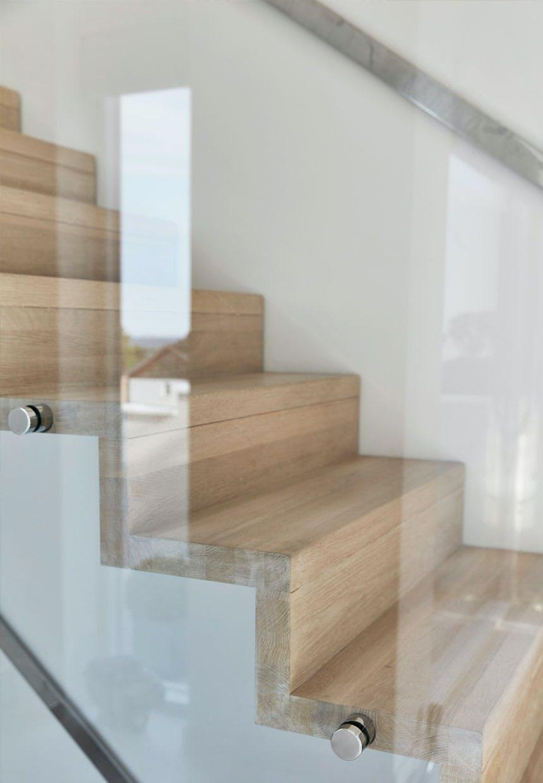 Unikke og skulpturelle trapper