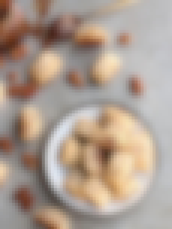Kanelgifler med æblesmør