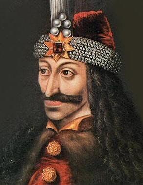 Vlad Impaler blev til Vlad Dracul
