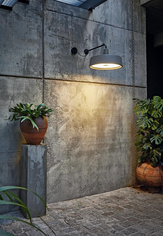 SOHO lampe designet af Johan Caspar