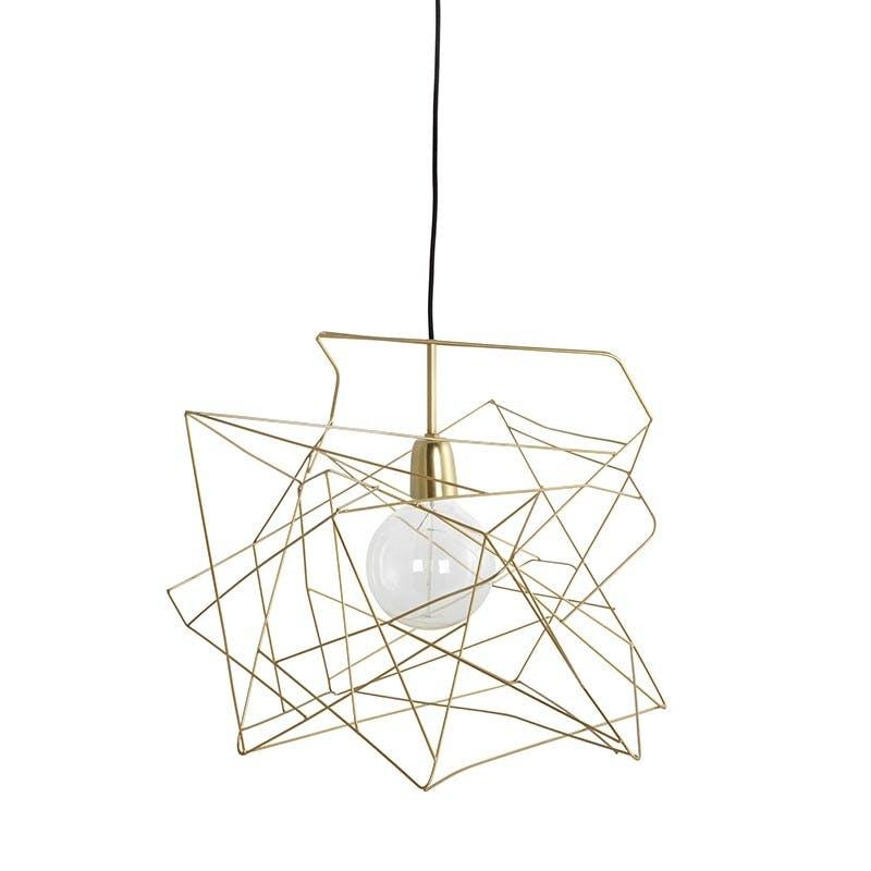 Assymetrisk lampe