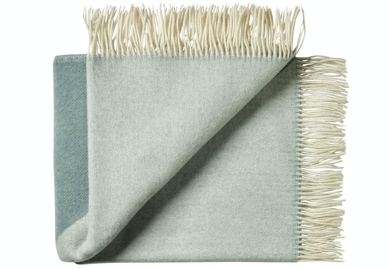 Lækkert tæppe af 100 % uld