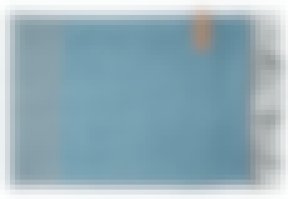 Blød plaid af Mette Ditmer