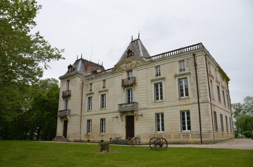 1. Chateau L'Isle-en-Dodon