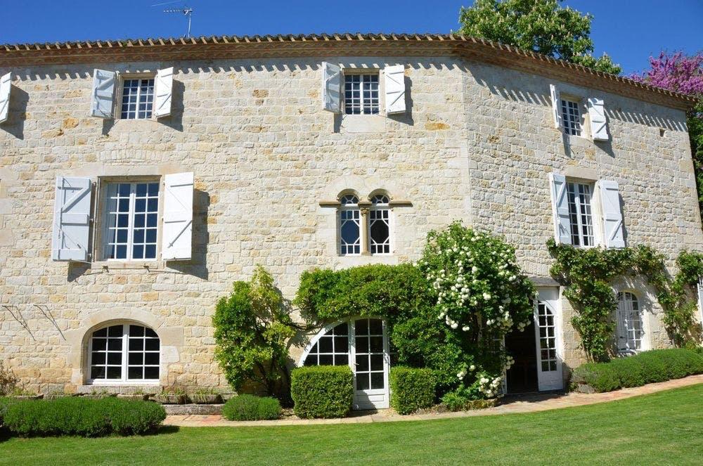 3. Château i Gaillac