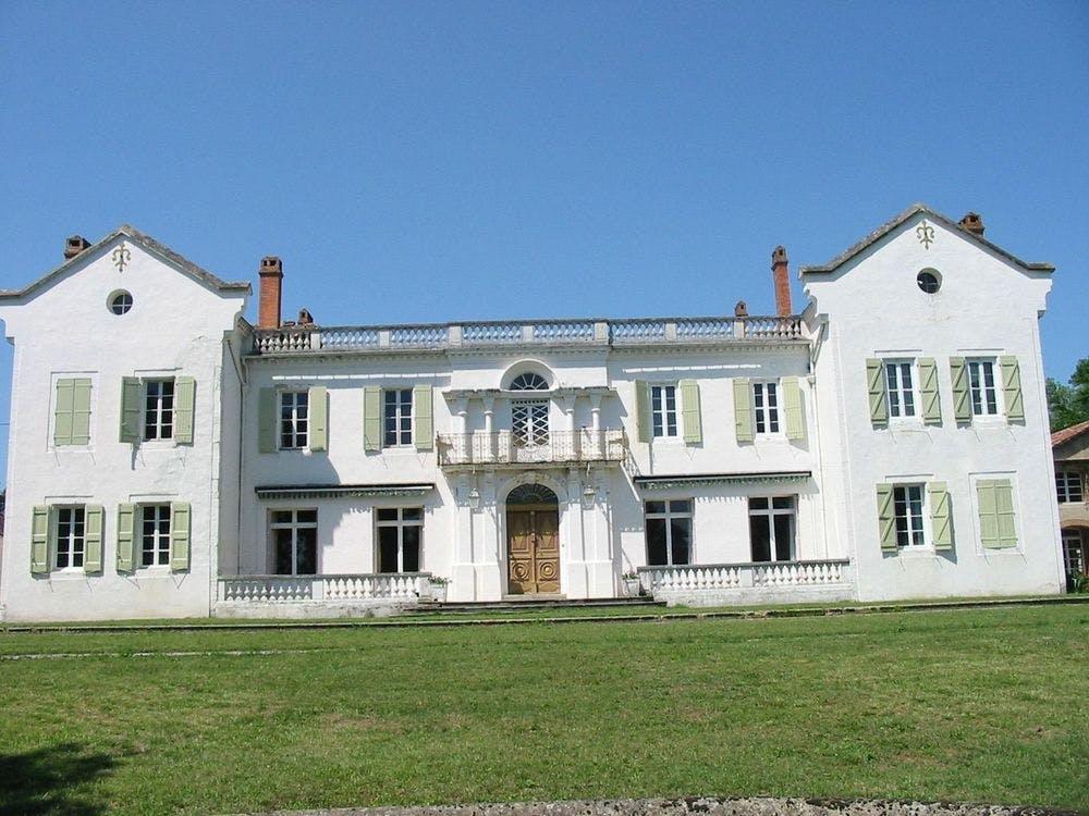 4. Slot mellem Castres og Lavaur