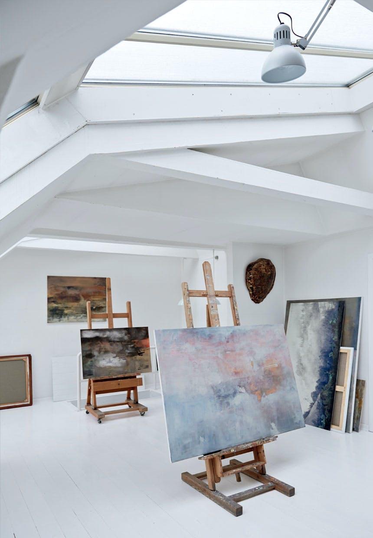 Bent Holsteins Atelier
