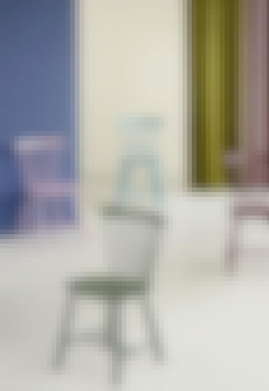 Nye farver på Volthers pindestol
