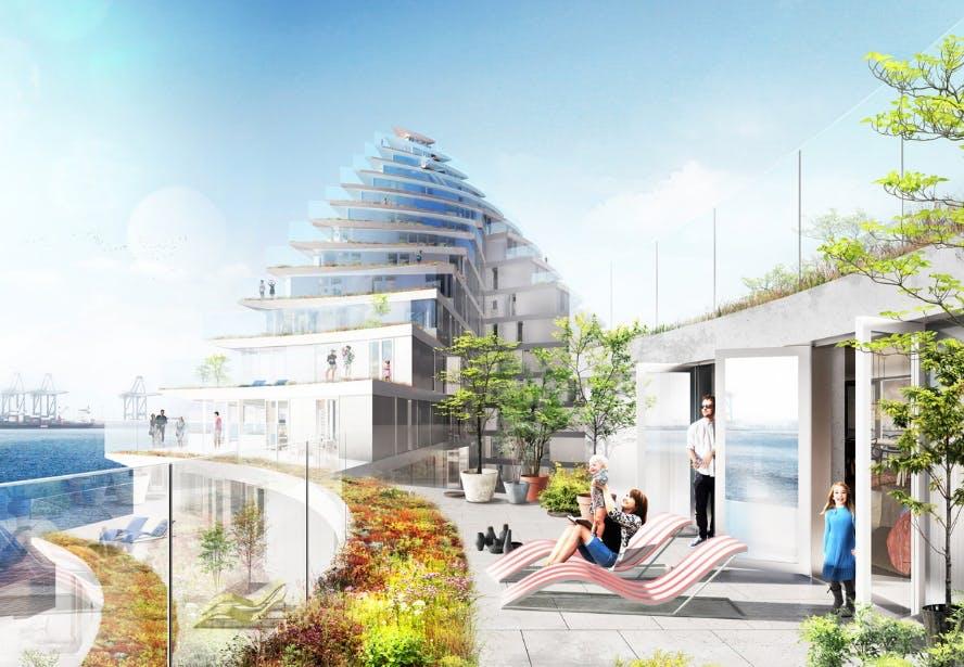 Den dyreste lejlighed udenfor København