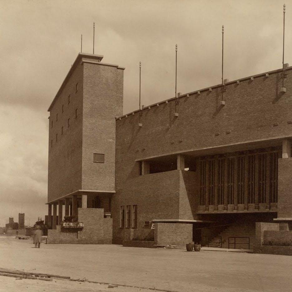 Olympisch Stadion, Amsterdam 1928