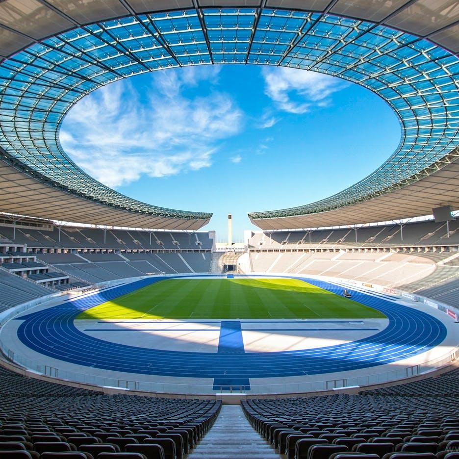 Hitlers storhedsvanvid: Olympiastadion, Berlin 1936