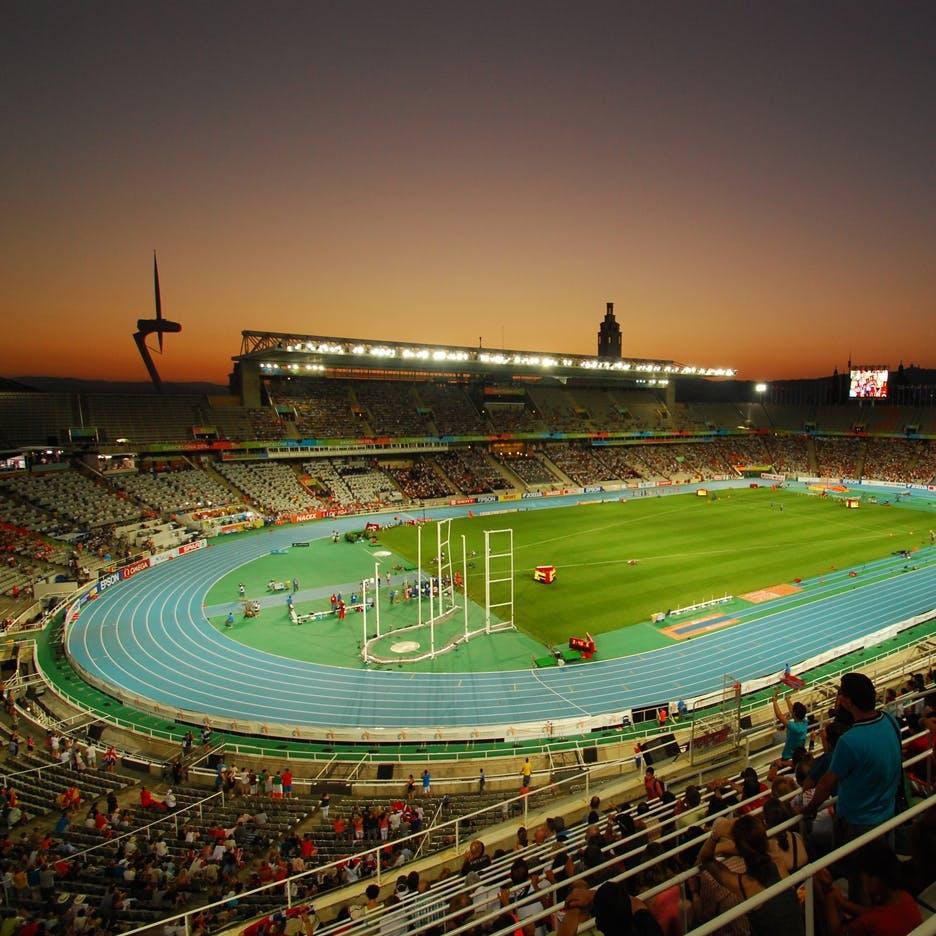 Estadi Olímpic de Montjuïc, Barcelona 1992