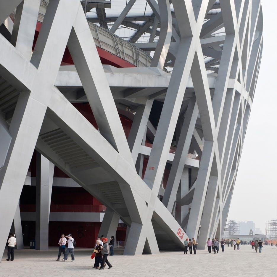 Kinas første OL, Beijing 2008