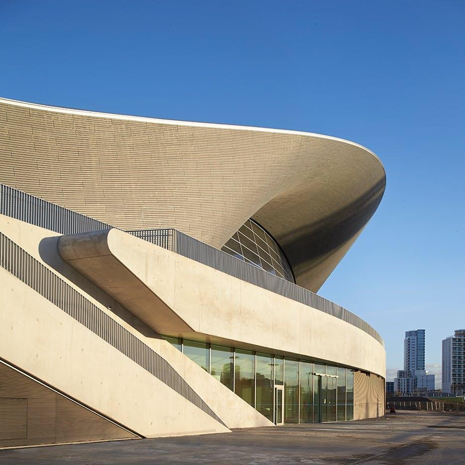 Afdød arkitekts OL-eftermæle, London 2012