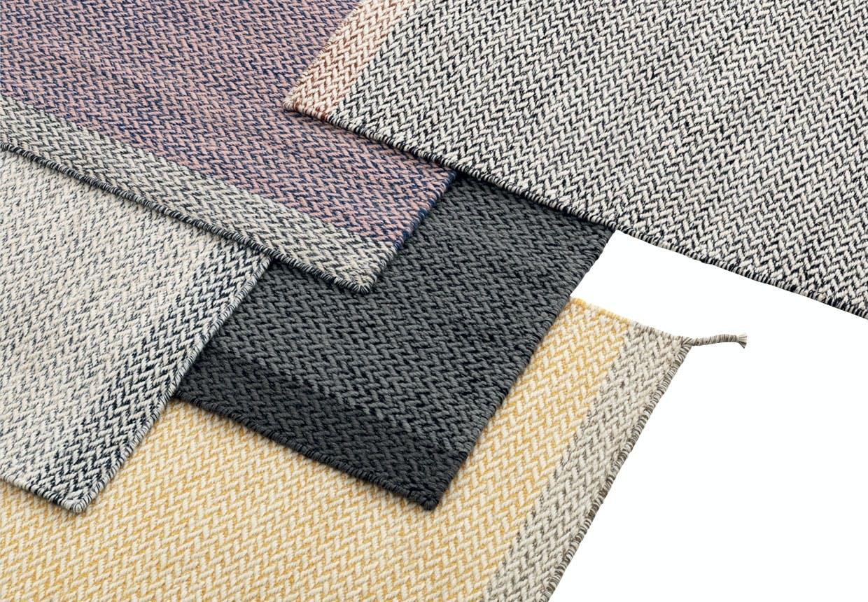Tæppekollektionen Ply fra Muuto