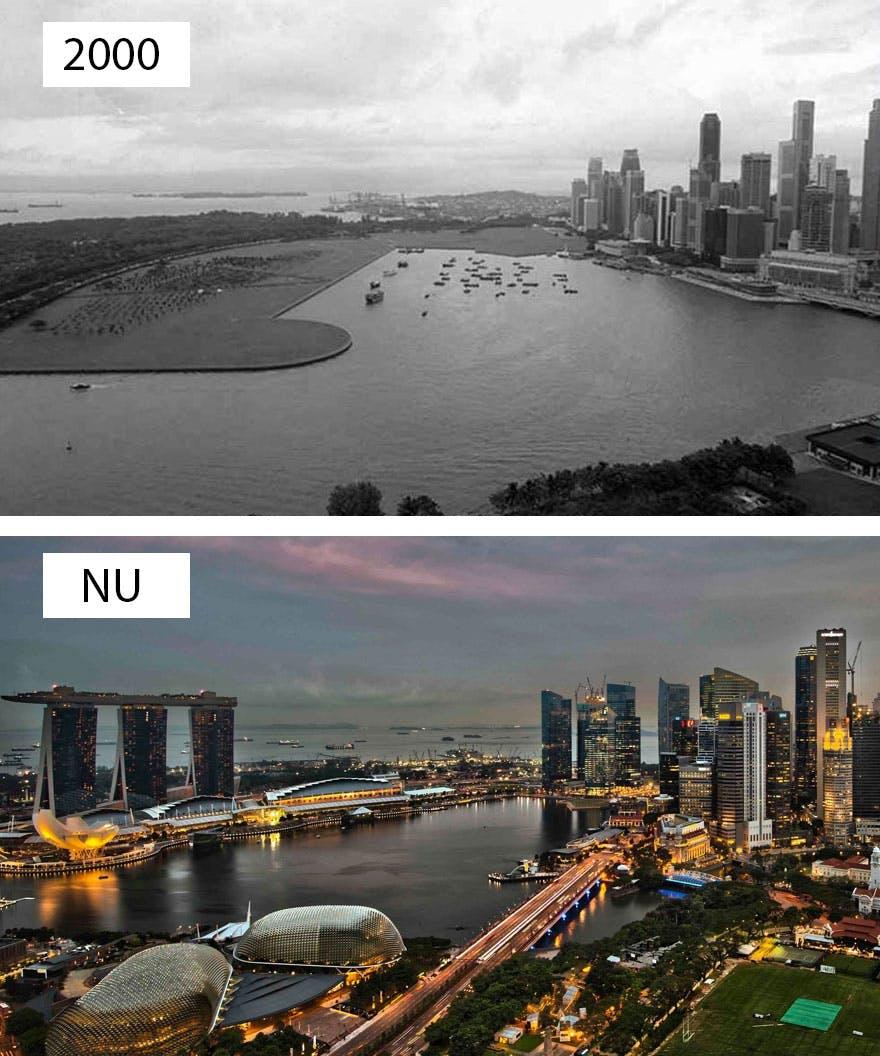 Singapore, Republikken Singapore