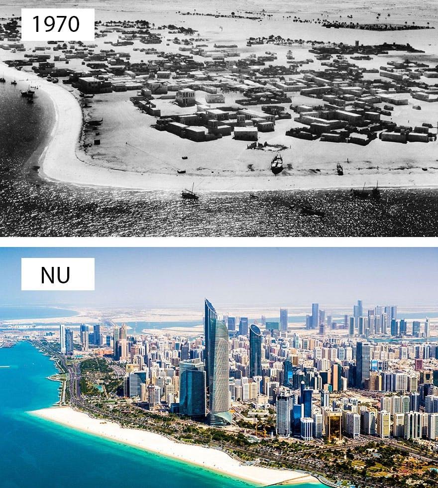 Abu Dhabi, Forenede Arabiske Emirater