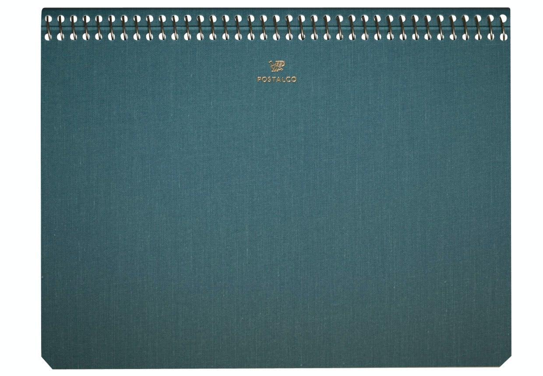 Notesbog hos Cinnober
