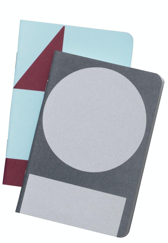 Notesbøger med grafisk cover