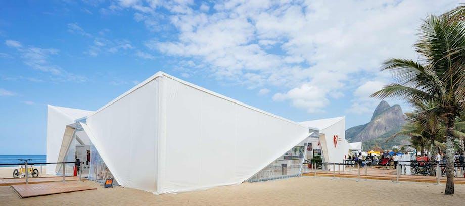 Den danske OL-pavillon, Rio 2016