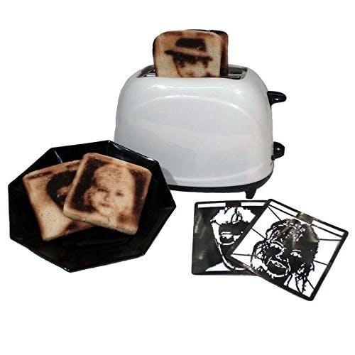 Selfie-toasteren ...