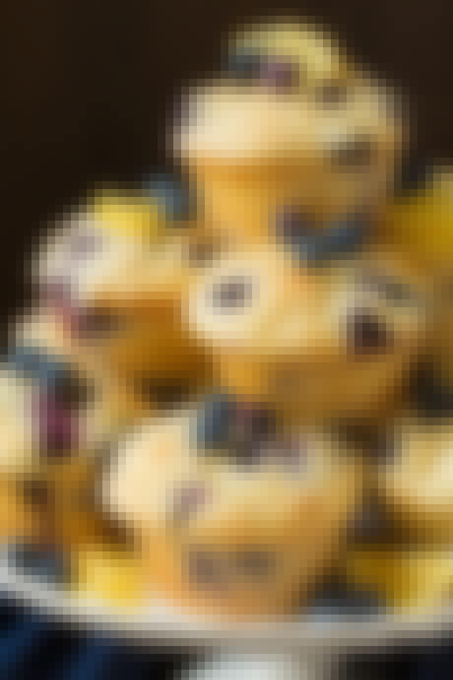 Blåbærmuffins med citron