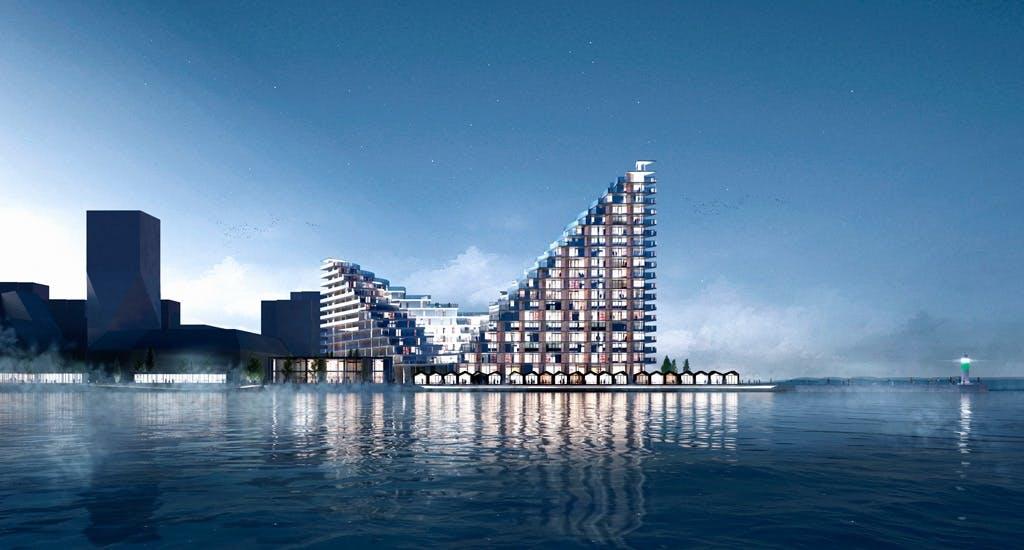 BIG-lejlighed i Aarhus er den dyreste nogensinde