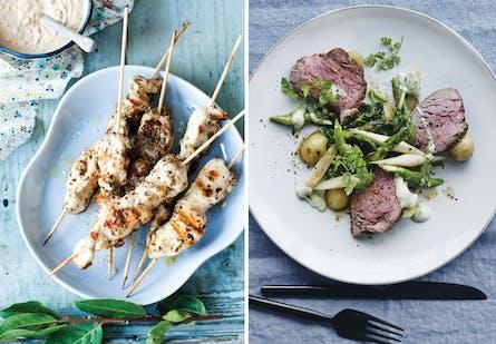 12 fantastiske grill-opskrifter med kylling, okse og fisk til sommeren