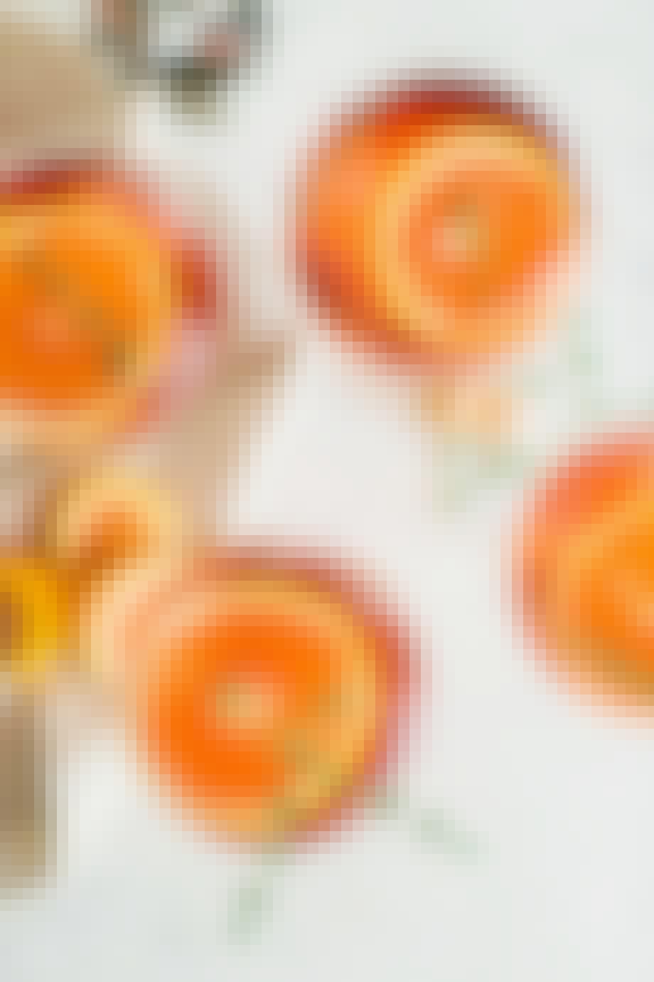 Klassisk italiensk aperol spritz