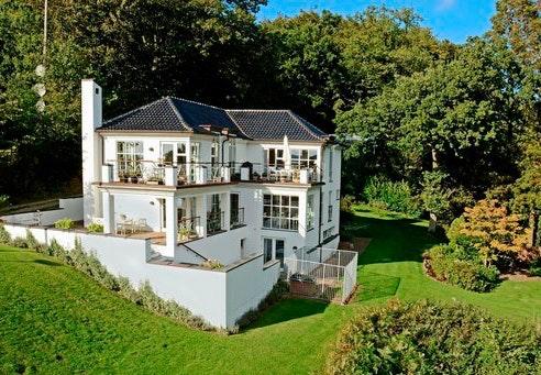 luksus villaer i danmark