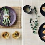 Opskrifter på croissanter, æggemuffins, chiagrød, pocheret æg til din brunch
