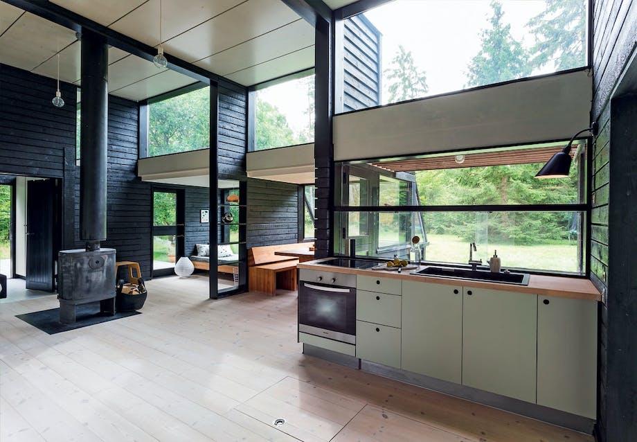 Skræddersyet køkken fra Stil Art