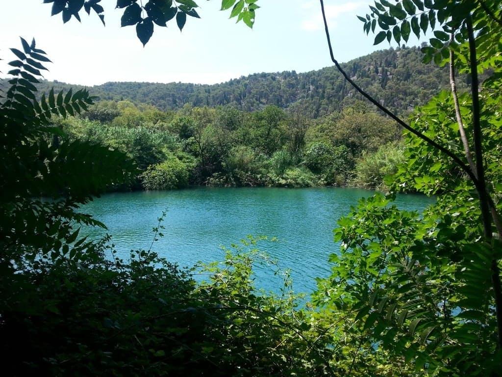 Krka National Park, Kroatien — Westeros Riverlands